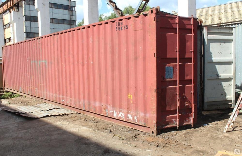 Морские б/у контейнеры: преимущества и особенности ценообразования